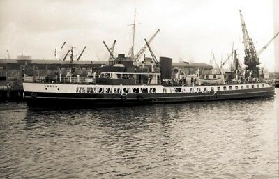 Photograph Red Funnel Vessel Vecta