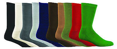 Bamboo Textiles Comfort Business Socks 64% Bamboo Dress Sock Premium Quality