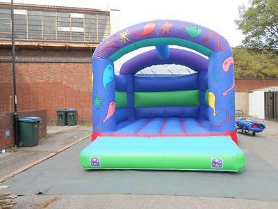 Arch Type Bouncy Castle 15 FT X 18 FT Stock Castle