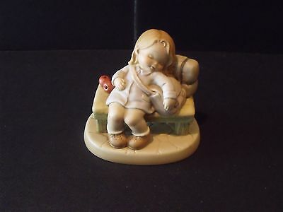 """ENESCO MEMORIES OF YESTERDAY """"GOD BLESS OUR FUTURE"""" - #529583 - USED - NO BOX"""