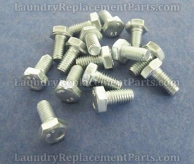 50 Pack Screw, Resistant To Acids For Wascomat Machines Part# 236642