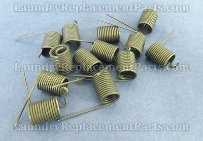 10 Pack Spring,drain Valve Torsion (N.o.) For Wascomat Part# 780401