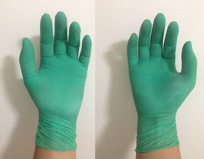 Disposable Latex Gloves Gamma Ray Sterilization Powder Free for Lab