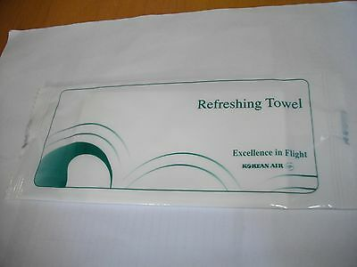 Korean Air Antiseptic Towelette NEW RARE