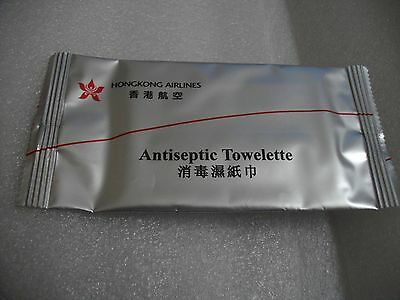 Hong Kong Airlines Antiseptic Towelette NEW RARE