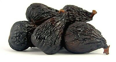 SweetGourmet Extra Fancy Dried Black Mission Figs, 1Lb  - FREE SHIPPING!