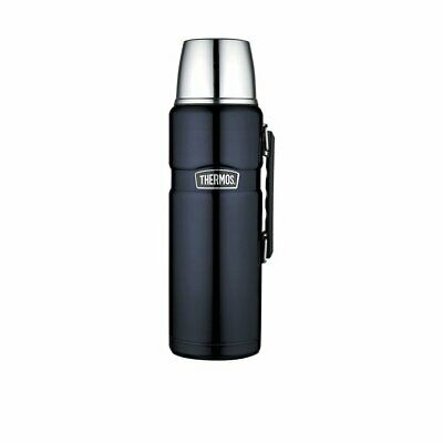 NEW Thermos Stainless Steel Vacuum Insulated Flask 1.2L Midnight Blue (RRP $50)