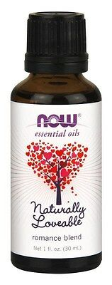 Now Foods Naturally Loveable/Romance Oil Blend 1 fl oz, Aromatherapy