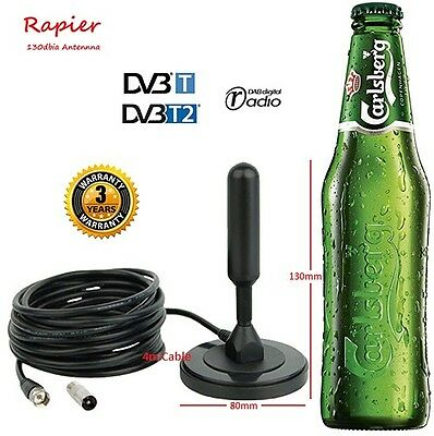 Best High Definition Caravan Digital Freeview Portable TV Antenna Aerial