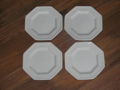 Lot of 4 Johnson Brothers Heritage Bread & Butter Plates 6 1/8""