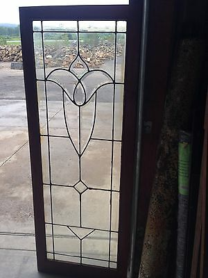 Antique Beveled And Flat Glass Window Sg 12