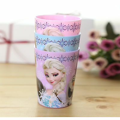 Frozen Diseny Princess kids girl Birthday Party water Eating Drinking cup set