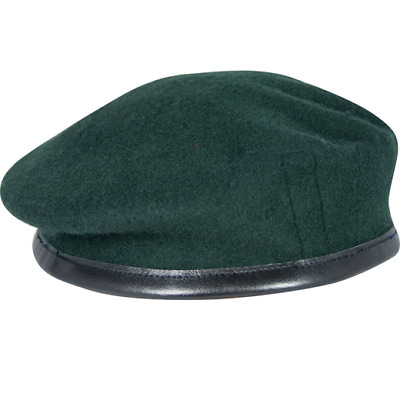Rifle Green Officers Beret