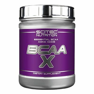 BCAA X 330 caps Scitec Nutrition Amino Whey Proteine Masse Musculaire