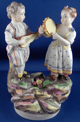 Rare 18thC Boisette Porcelain French Figurine Boisettes France Figure