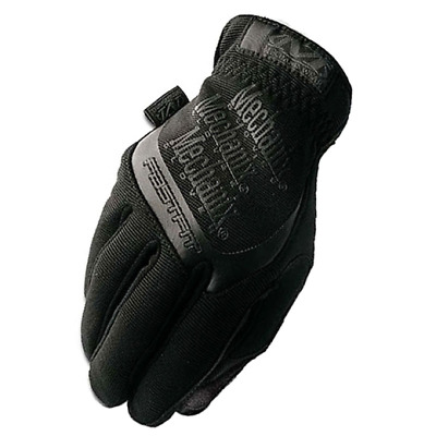 Genuine Mechanix Tactical Black Breathable Fast Fit Gloves Mff F55-New Sm-Xl