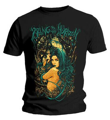 Bring Me The Horizon 'Forest Girl' T-Shirt - NEW & OFFICIAL!