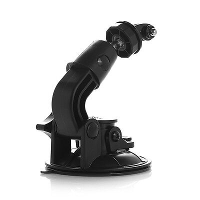 Plus Suction Cup Mount +Tripod adapter For GoPro HERO 3+ 3 2 1 AEE Sony HDR-AS15