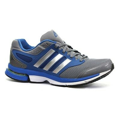 Adidas Supernova Solution 3 Mens Neutral Running Gym Trainers Shoes Uk 10.5