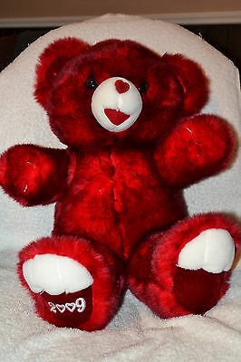 Red Teddy Bear 20 inches