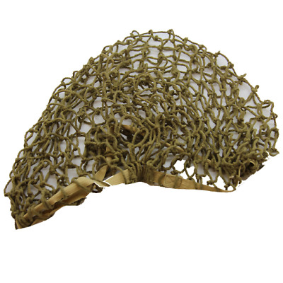 Olive Military Helmet Net-Ideal For Camming