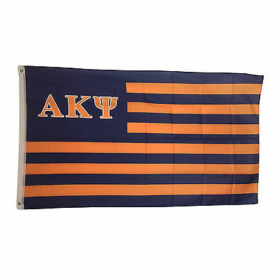 Alpha Kappa Psi Nation Flag 3' x 5'