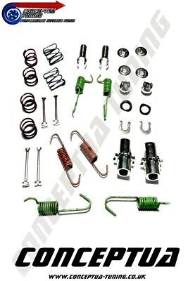 Rear Handbrake Shoe Fitting Kit - For R32 GTS-T RB20DET