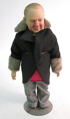 Vintage W.C. Fields Effanbee Collectible Doll From the Legend Series