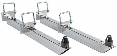 JEGS Performance Products 64400 Universal Leaf Spring Traction Bars