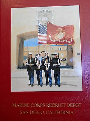 Marine Corps Recruit Depot San Diego, CA India Company Sept. 3, 2013 Yearbook