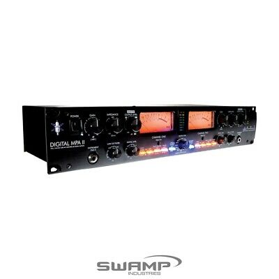 ART DIGITAL MPA II - 2-Channel Instrument / Microphone Tube Preamp