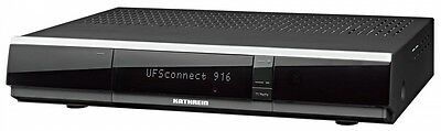 Kathrein UFSconnect 916 schwarz HD Linux Smart-TV Sat Receiver