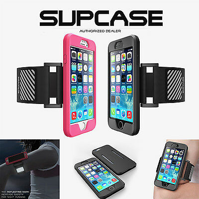 iPhone 7 7 Plus 6 6s ARMBAND CASE COVER,GENUINE SUPCASE GYM SPORT RUNNING
