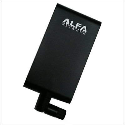 Alfa APA-M25 2.4/5 GHz dual band Wi-Fi directional 10 dBi panel antenna 802.11ac