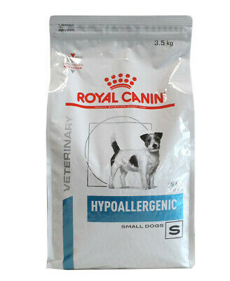 3,5kg Royal Canin Hypoallergenic Small Dog Veterinary Diet
