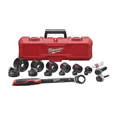 Milwaukee 49-16-2694 Milwaukee EXACT 1/2 in. to 2 in. Hand Ratchet Knockout Set