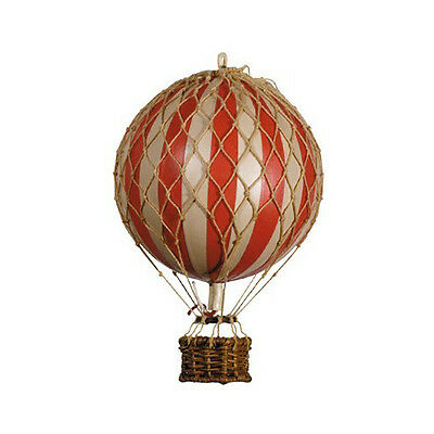 Small Model Hot Air Balloon Red Mobile
