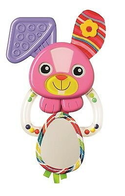 Lamaze Bella the Bunny Rattle Teething Ring Toy Baby Toddler Present - NEW 2014