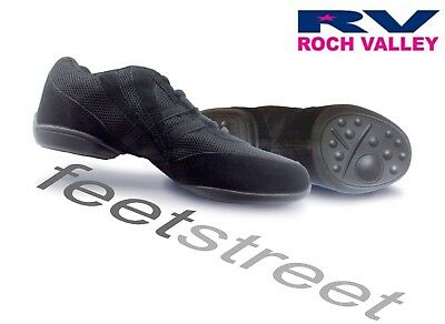 Roch Valley Split Sole Jazz Dance Sneakers, Trainer Shoes Size 13 up to 9