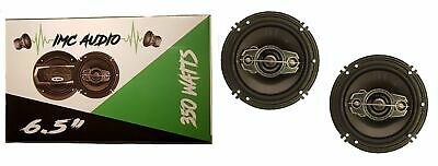 "Pulsar PE65.4 6.5"" 4-Way 350W Car Speakers 6.5 6 1/2 Quick Shipping"