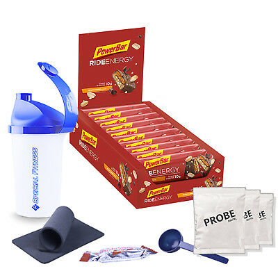 22,71€/kg ++ PowerBar Ride Riegel, 18 x 55 g Riegel BOX ++