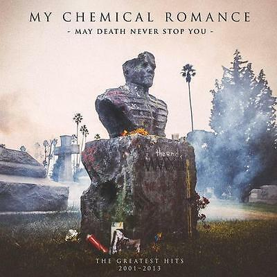 May Death Never Stop You-Greatest Hits 2001-2013 von My Chemical Romance (2014)