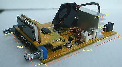 FM stereo PLL transmitter broadcast 76--108MHZ 1W/6W only PCB