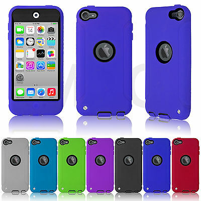 Survivor Armour Shock Proof Builder Case Cover For iPod Touch4 Gen Touch 5/6Gen
