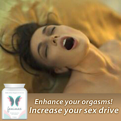 Femimax Libido Enhancing Pills For Women Great Sex Increase Strong Orgasms