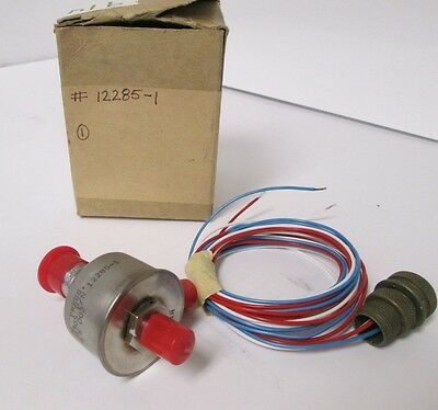 Hydra-Electric 12285-1 Pressure Switch Stainless