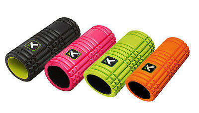 ++ Trigger Point - The Grid, Foamroller, Massagerolle, Fitnessrolle ++