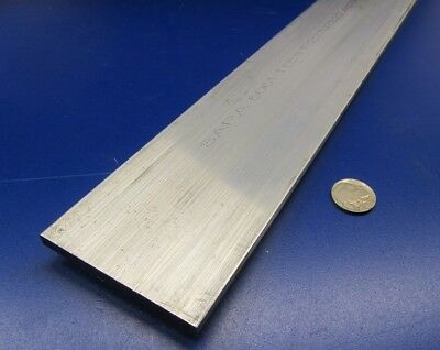 "6061 T651 Aluminum Bar, 1/4"" (.250"") Thick x 2 3/4"" Wide x 36"" Length"