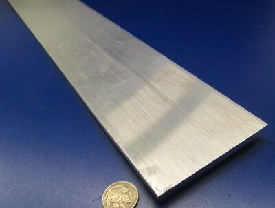 "6061 T651 Aluminum Bar, 1/4"" (.250"") Thick x 3 1/2"" Wide x 36"" Length, 1 pcs"