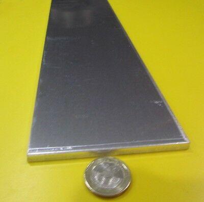 "6061 T651 Aluminum Bar, 1/4"" (.250"") Thick x 4.0"" Wide x 36"" Length, 1 pcs"